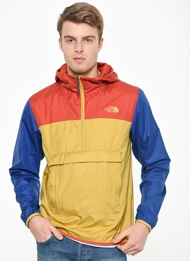 The North Face Outdoor Mont Sarı